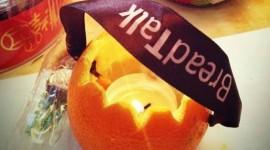 kinesisk nyttår appelsintelys fantasifull barnehage flerkulturell
