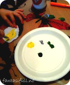 male filtegg dekorasjon pynt egg påskeegg maler maling gøy med barna finne på lage med barn dekorasjon pynte dekorere heng opp påske easter