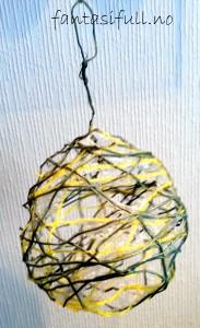 garnkule ballong fantasifull barnehage aktivitet forming